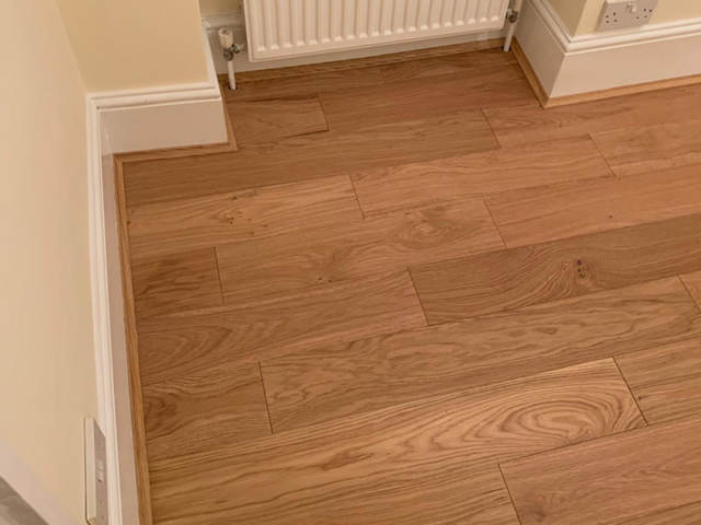 Furlong Wood Flooring Installation in Notting Hill