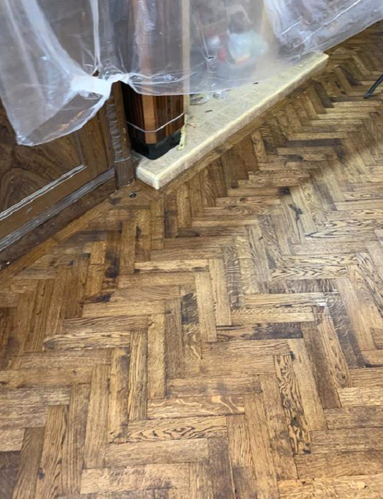 Quick Step Majestic Laminate Flooring Installed In Ealing 1