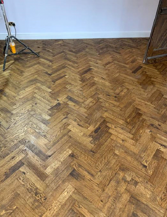Quick Step Majestic Laminate Flooring Installed In Ealing 2