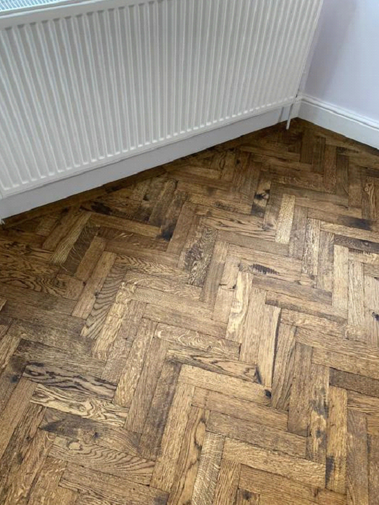 Quick Step Majestic Laminate Flooring Installed In Ealing 5