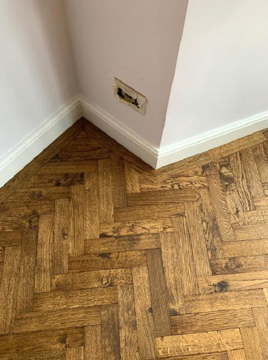 Quick Step Majestic Laminate Flooring Installed In Ealing 7