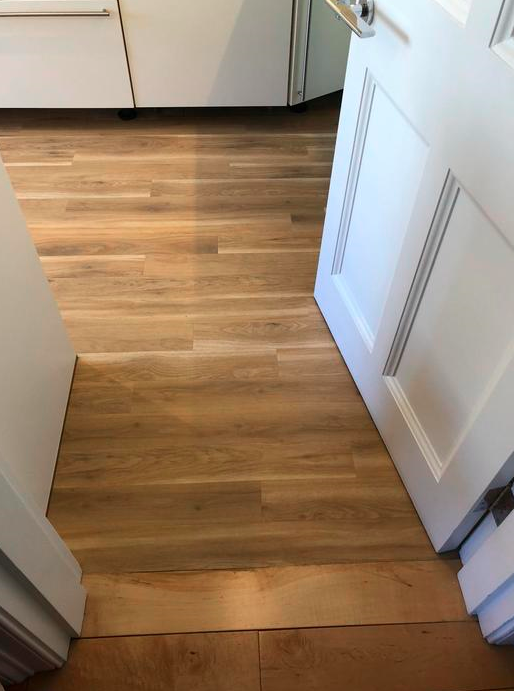 Amtico Spacia Canopy Oak Luxury Vinyl Tile Flooring Installed in Wandsworth 2