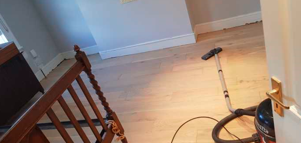 Furlong Classique 8791 hardwood flooring Installed in Putney 3
