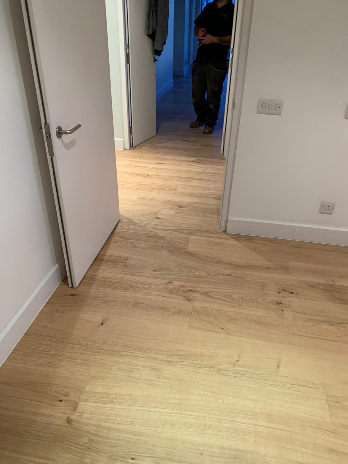 Kersaint Cobb hardwood flooring in Barnes 12