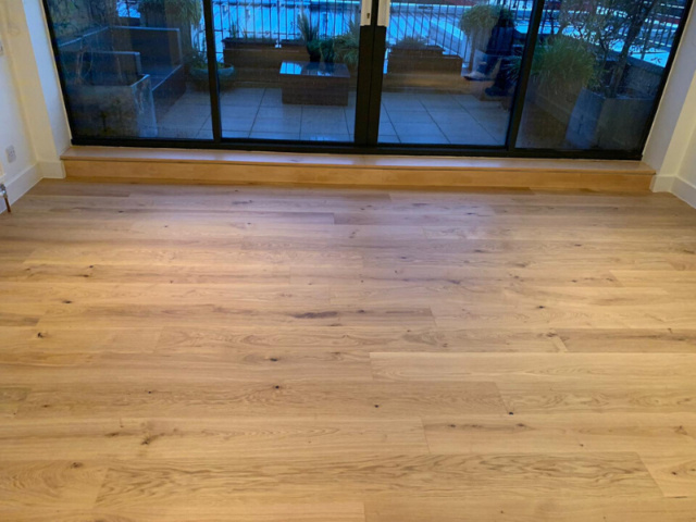 Kersaint Cobb Hardwood Flooring in Barnes