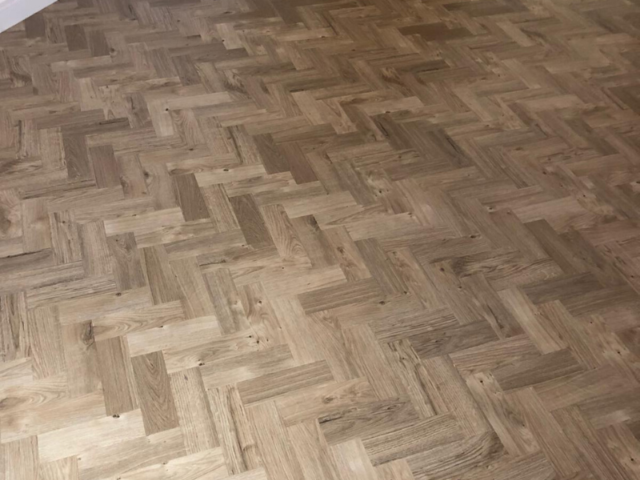 To Supply & Install Amtico Spacia Sun Bleached Oak Luxury Vinyl Flooring in Kilburn