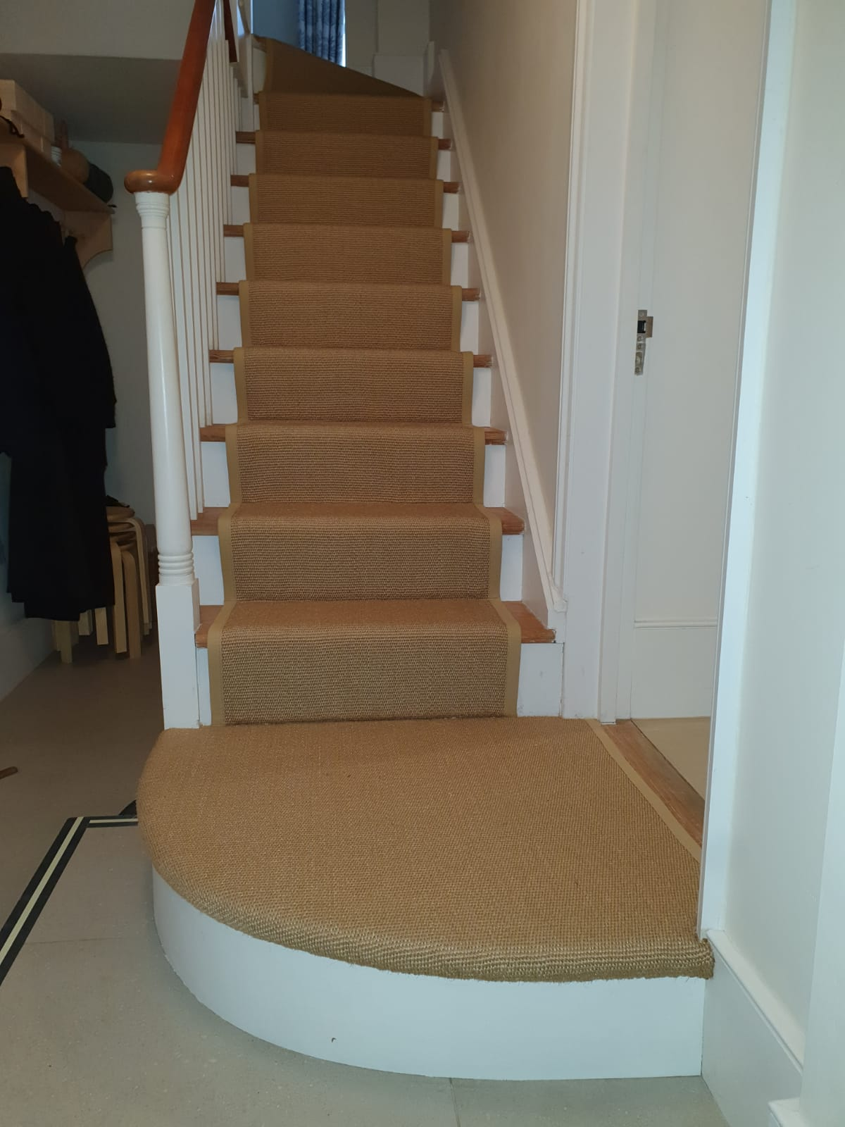 Alternative Flooring Sisal Tweed Tomatin 2