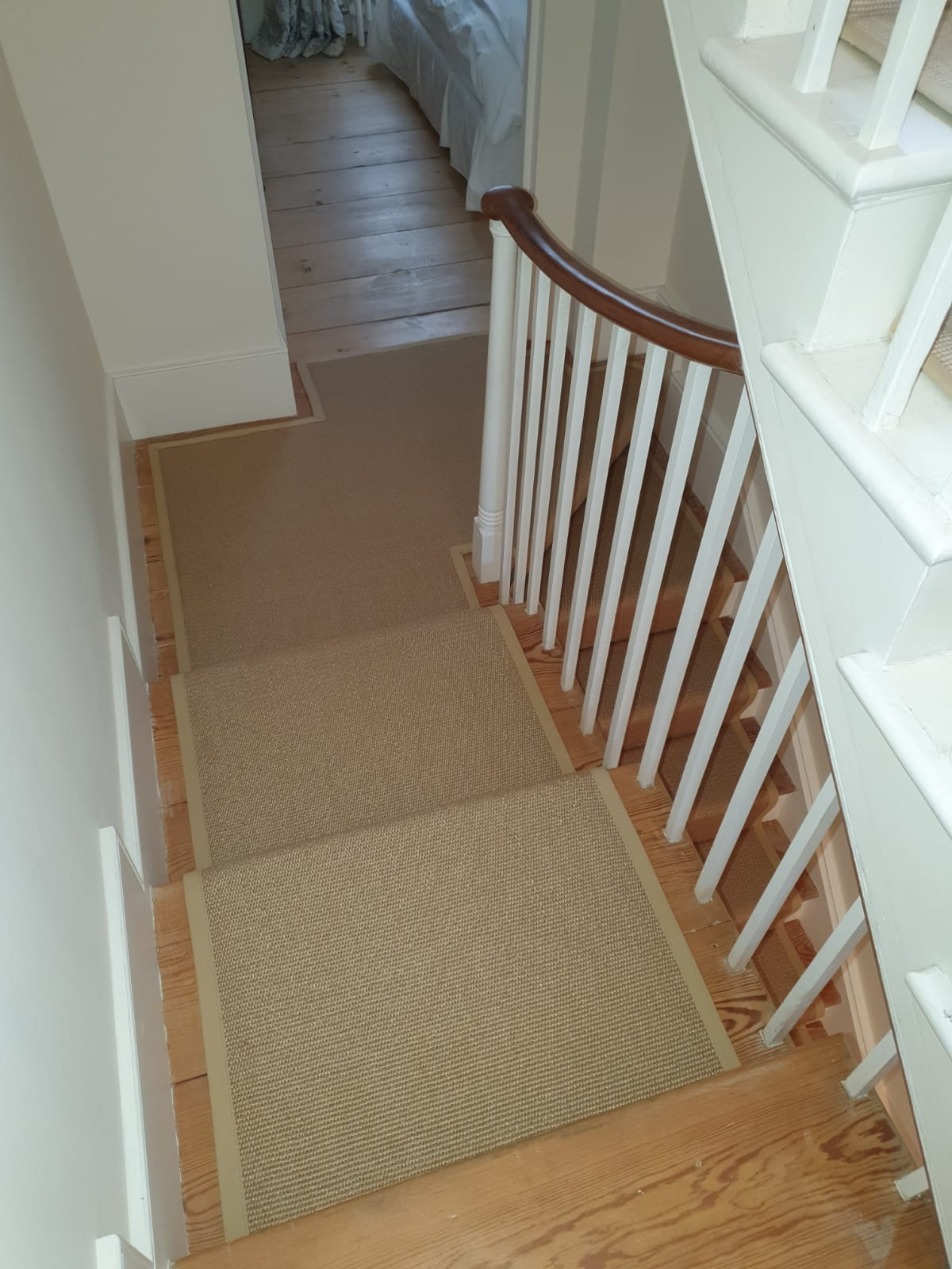 Alternative Flooring Sisal Tweed Tomatin 3
