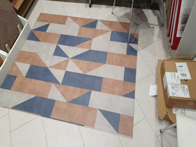 Amtico Floors to Our Kensington Flooring Showroom