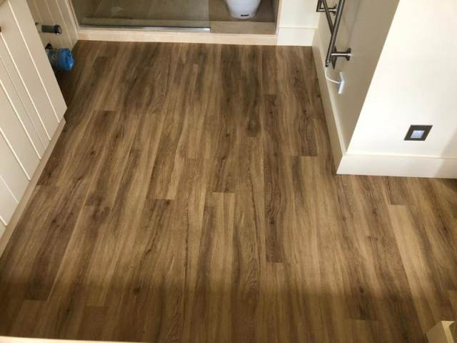 Polyflor English Oak Vinyl Flooring