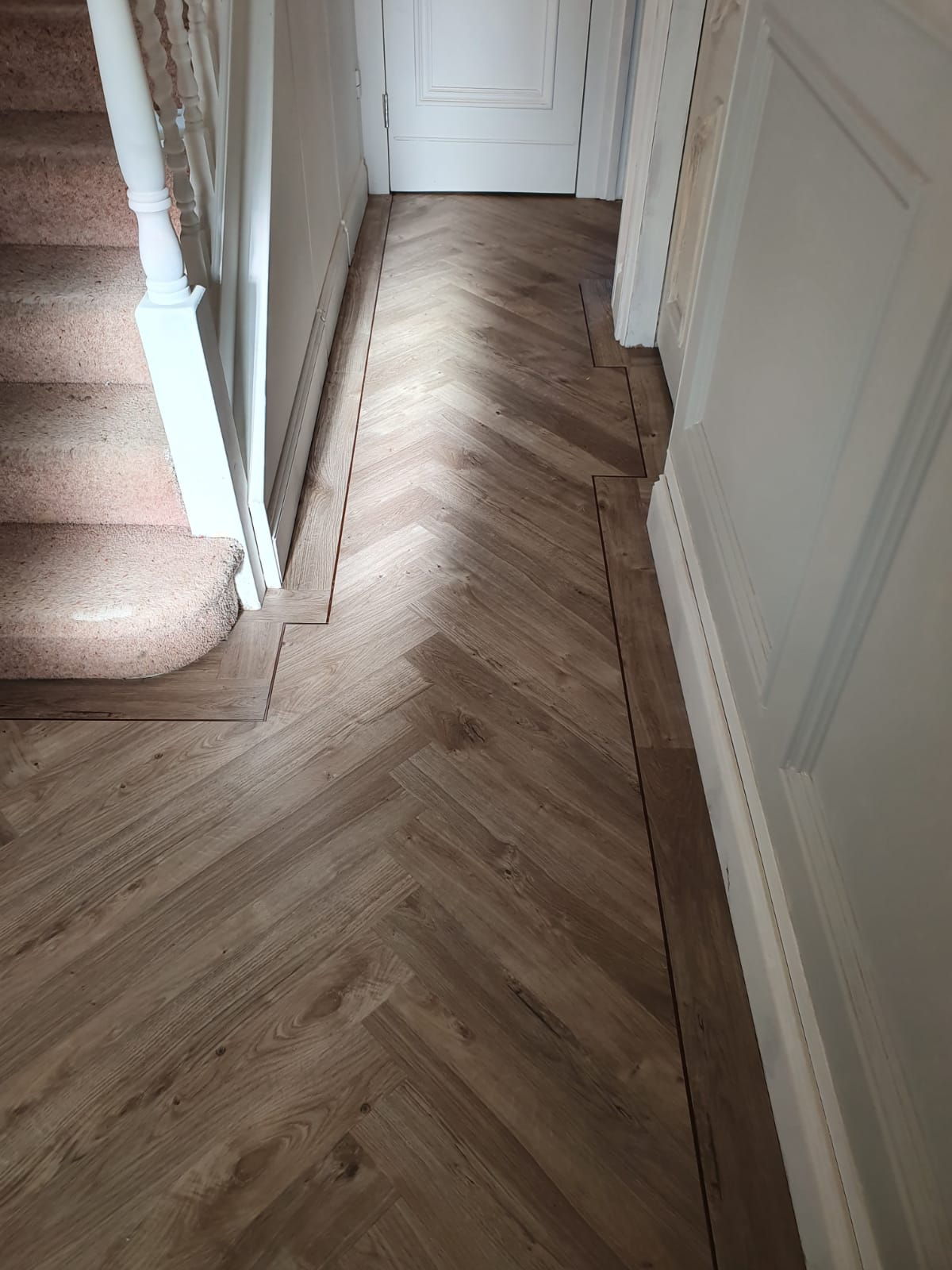 Amtico Spacia Sun Bleached Oak Luxury Vinyl Tile 1