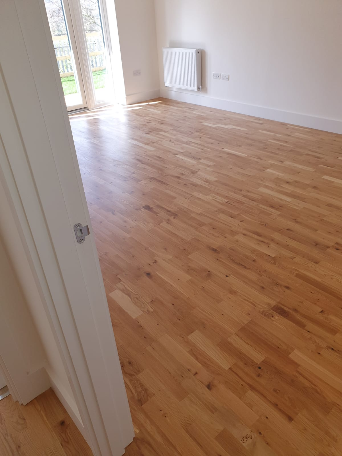 3-Strip Engineered Wood Flooring 1