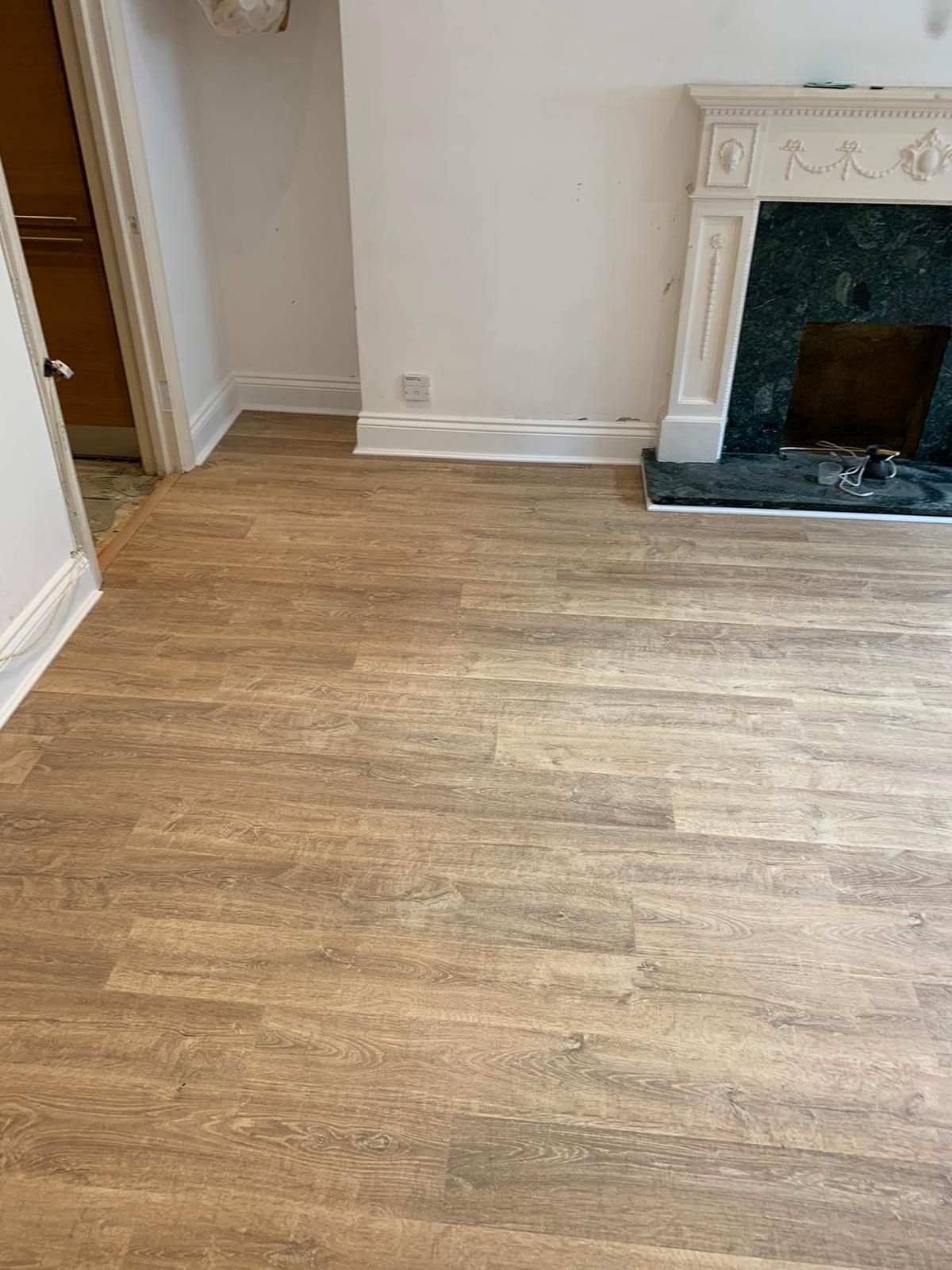Quick Step Eligna Laminate Flooring in Hammersmith 1