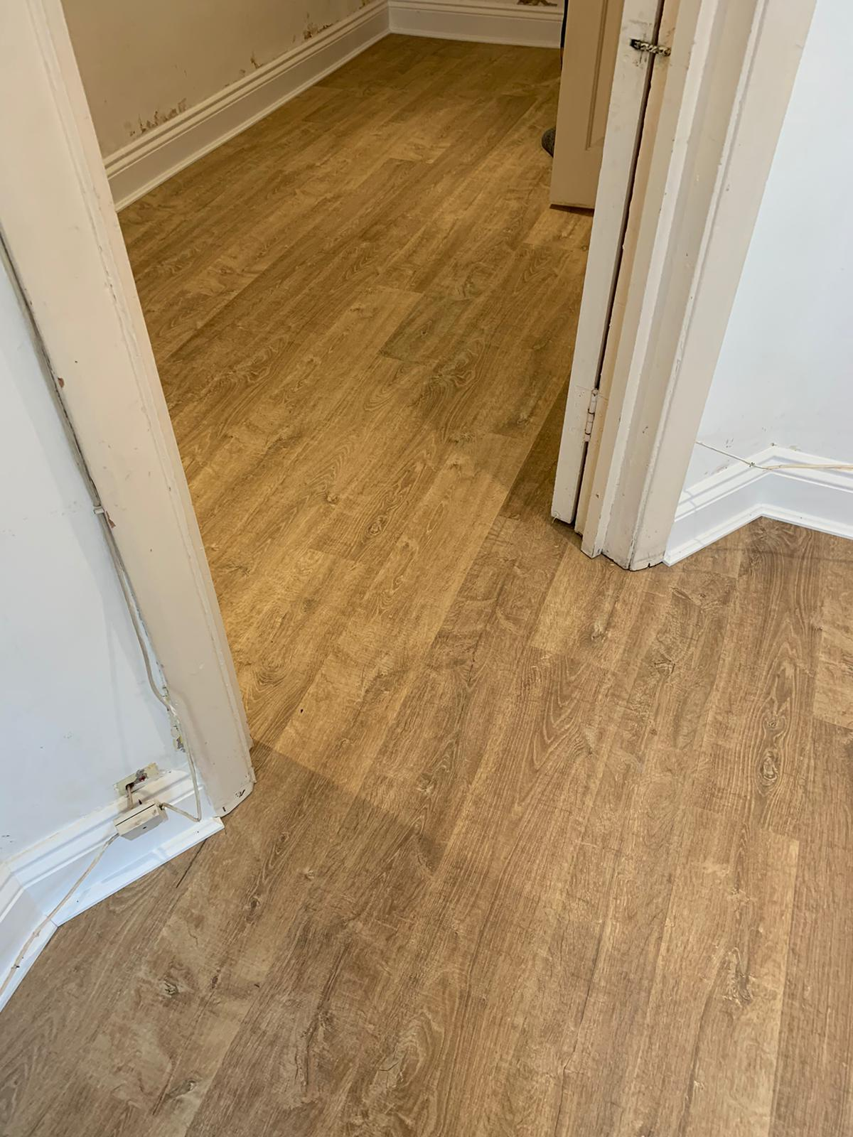 Quick Step Eligna Laminate Flooring in Hammersmith 2