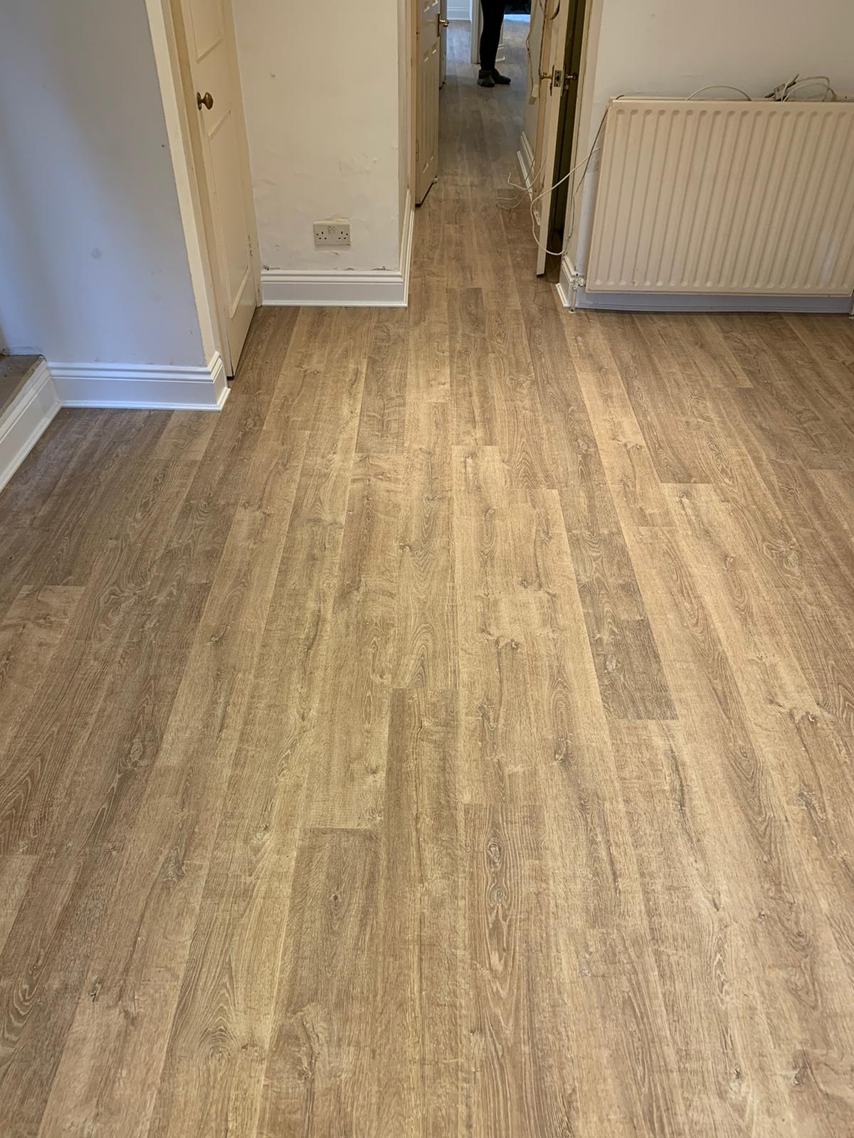 Quick Step Eligna Laminate Flooring in Hammersmith 3
