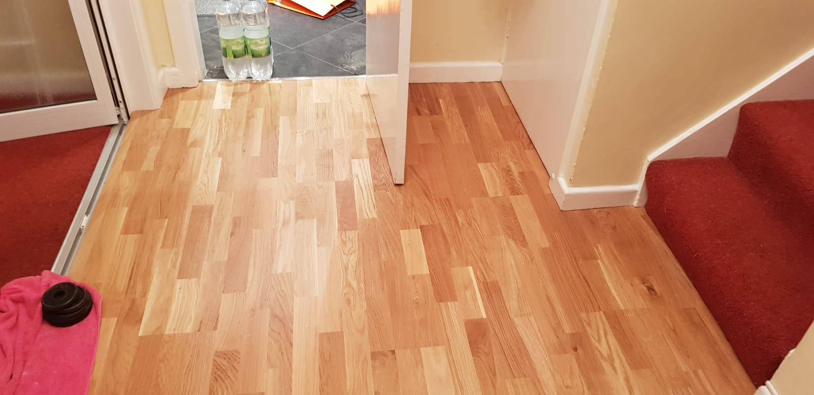 3-Strip Wood Flooring In Wandsworth 2