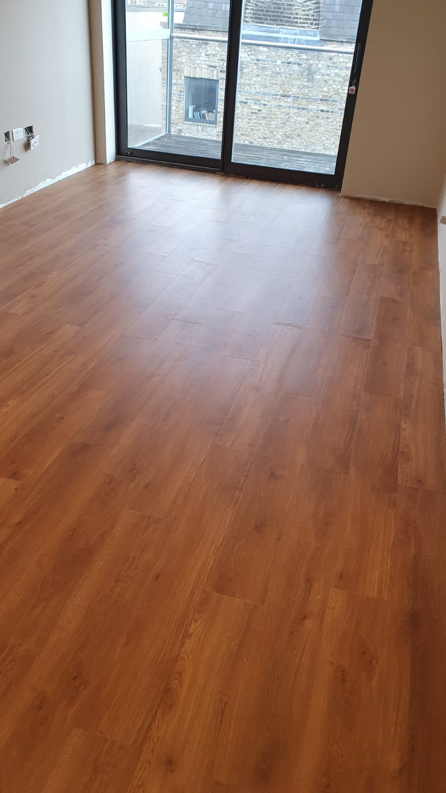 Amtico Spacia Traditional Oak Luxury Vinyl Tile Flooring 1
