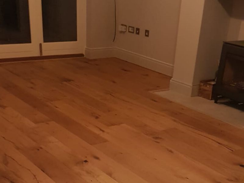 Exotic Wood Flooring in Fulham 2