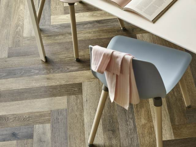 Amtico – Kitchen Diner
