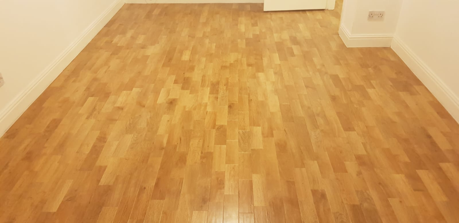 Light Wood Flooring in Kilburn 2
