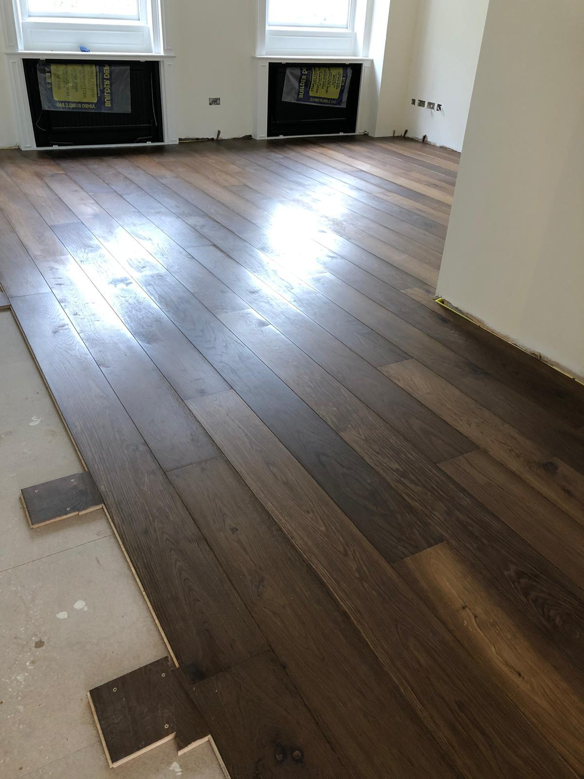 Rovers Flooring European Oak to Premises 1