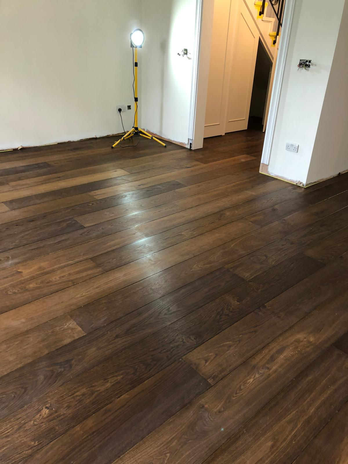 Rovers Flooring European Oak to Premises 2