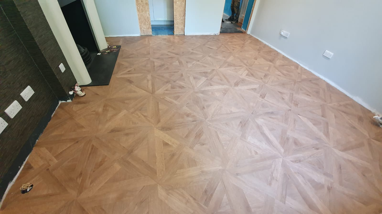 Amtico Signature French Weave In Lambeth 1