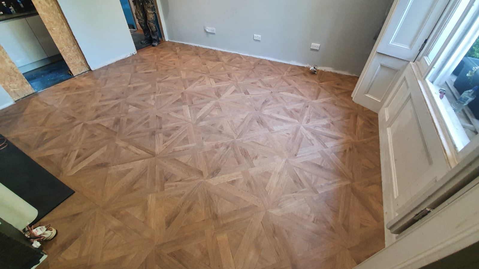 Amtico Signature French Weave In Lambeth 2