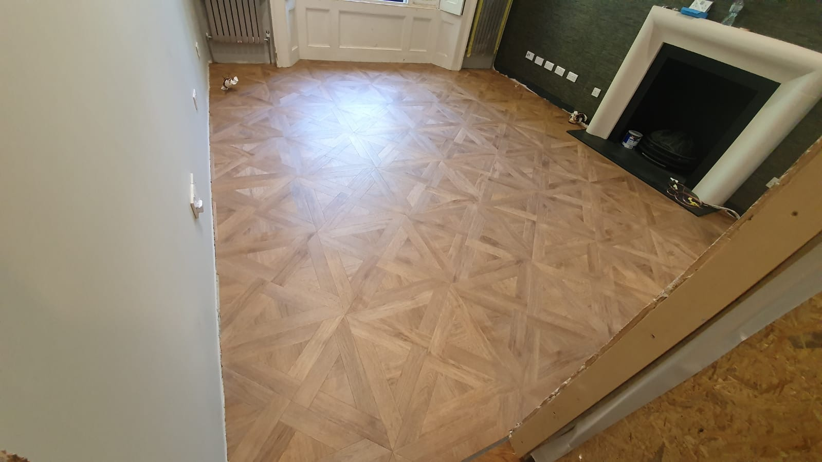Amtico Signature French Weave In Lambeth 4