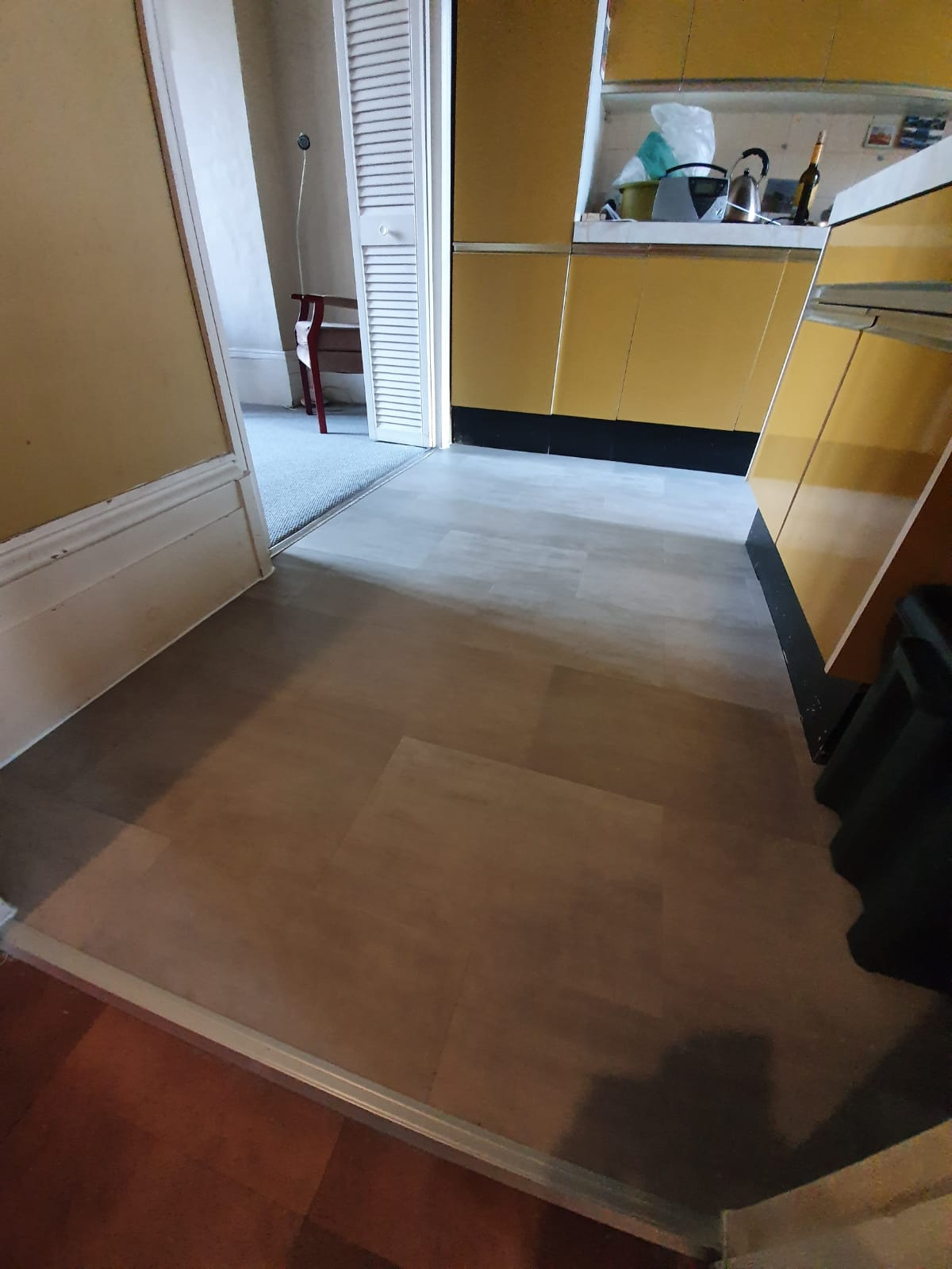 Amtico Spacia Platinum Luxury Vinyl in Chelsea 3