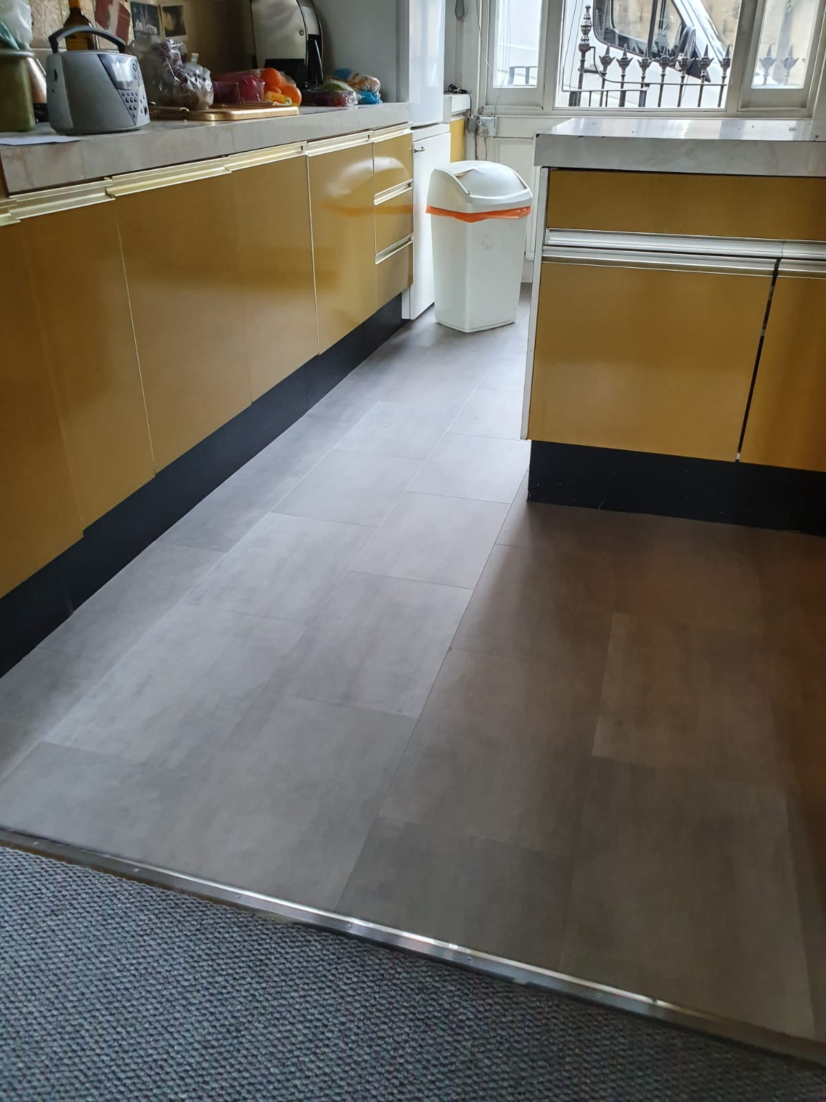 Amtico Spacia Platinum Luxury Vinyl in Chelsea 5