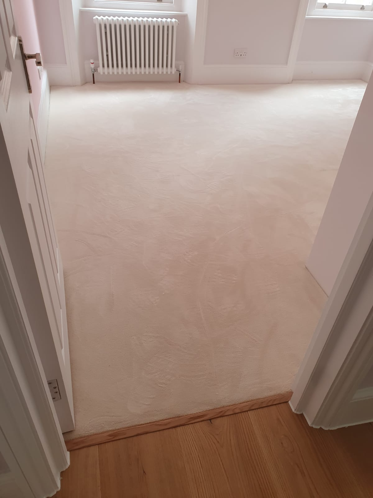 Brockway Carpets Padstow Pebble Mohair Carpet in Chiswick 3