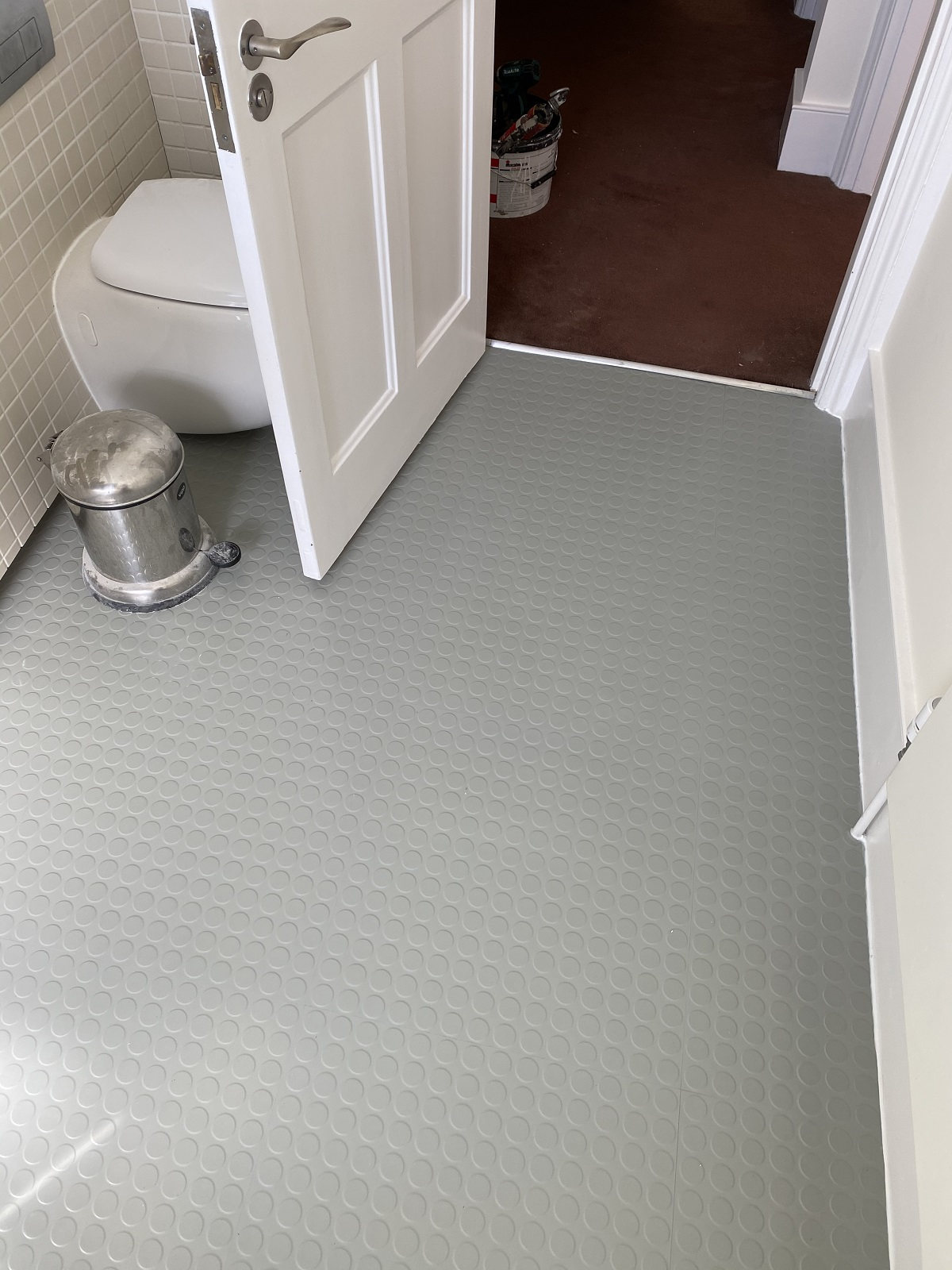 Nora Rubber Flooring Norament in Notting Hill 3