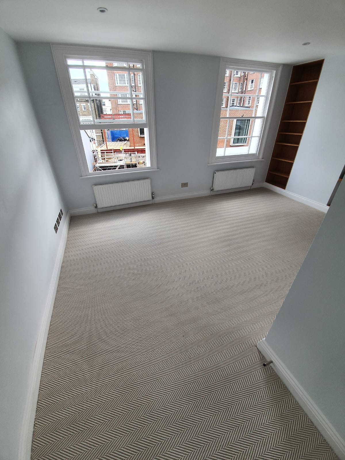 Unnatural Flooring New England Sugar Hill Carpet in Ealing 2