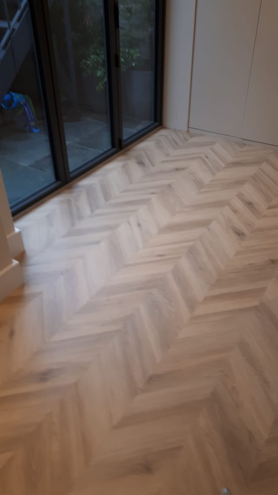 Amtico Signature Herringbone Pleat Parquet in Earls Court 3