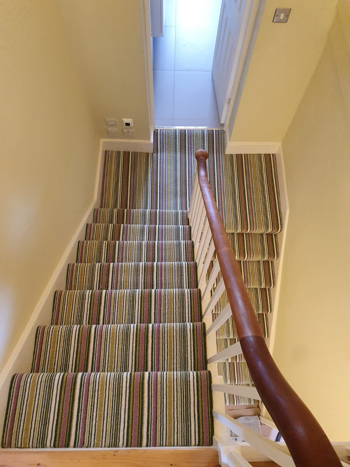Crucial Trading Biscayne Lime Carpet in Putney 1