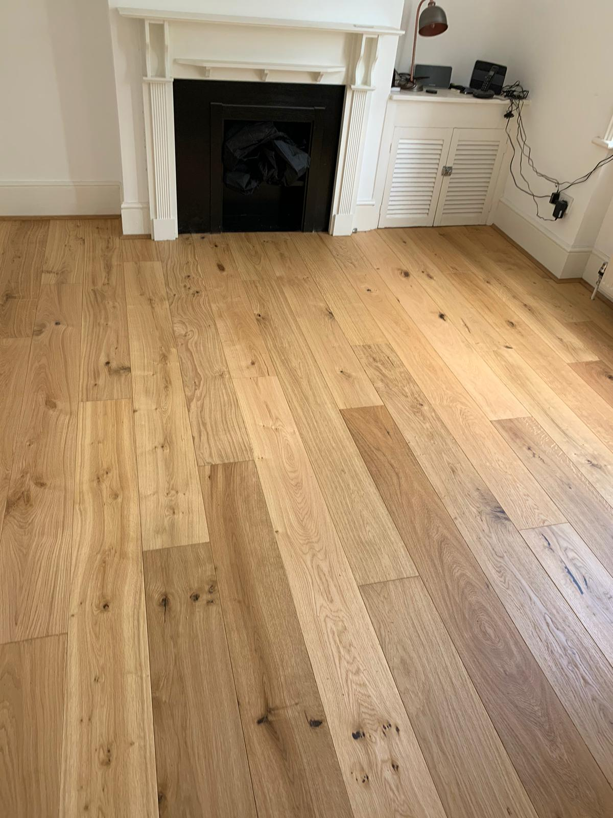 Xylo R100 Wood Flooring in Southwark 1