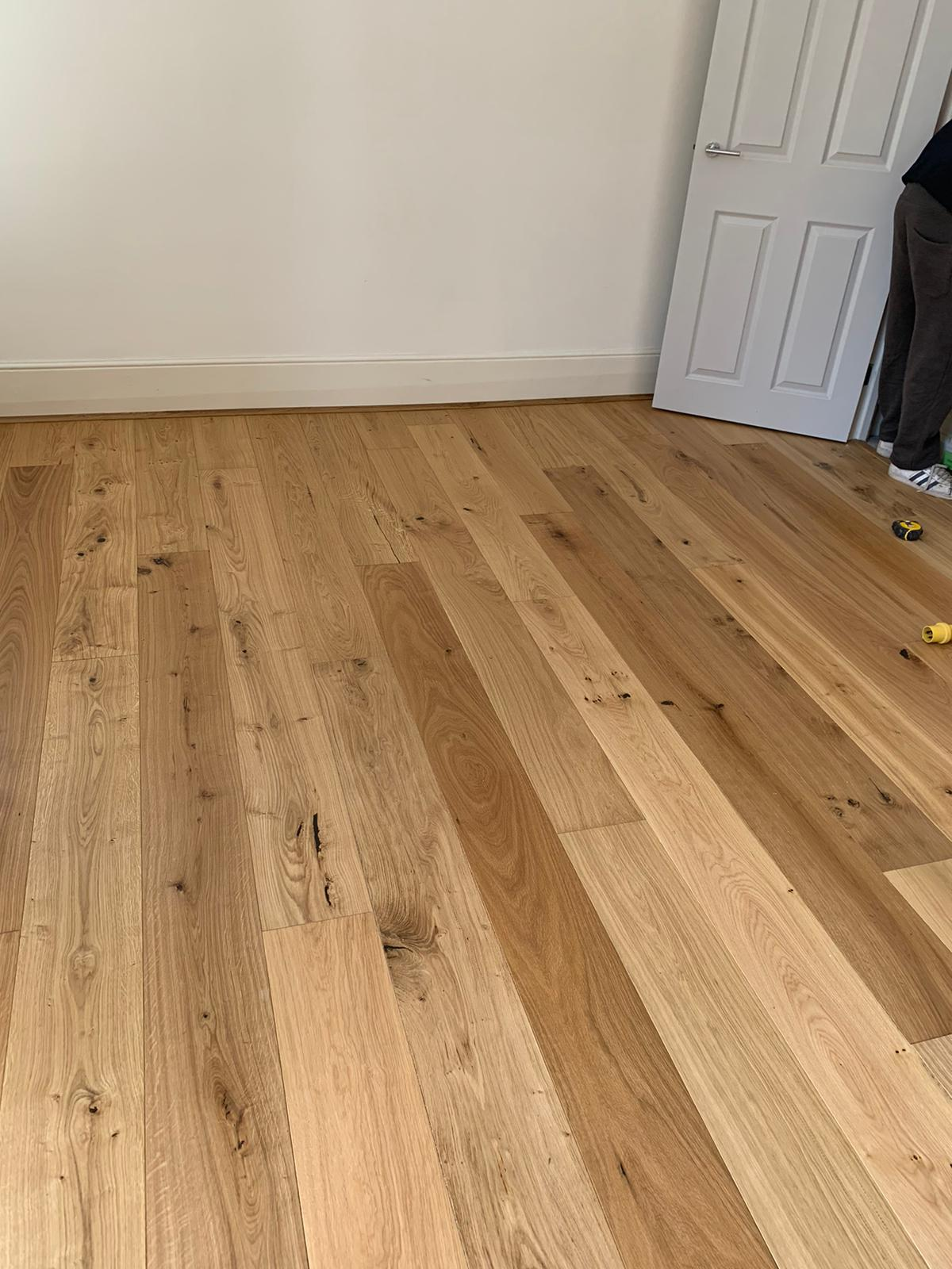 Xylo R100 Wood Flooring in Southwark 3