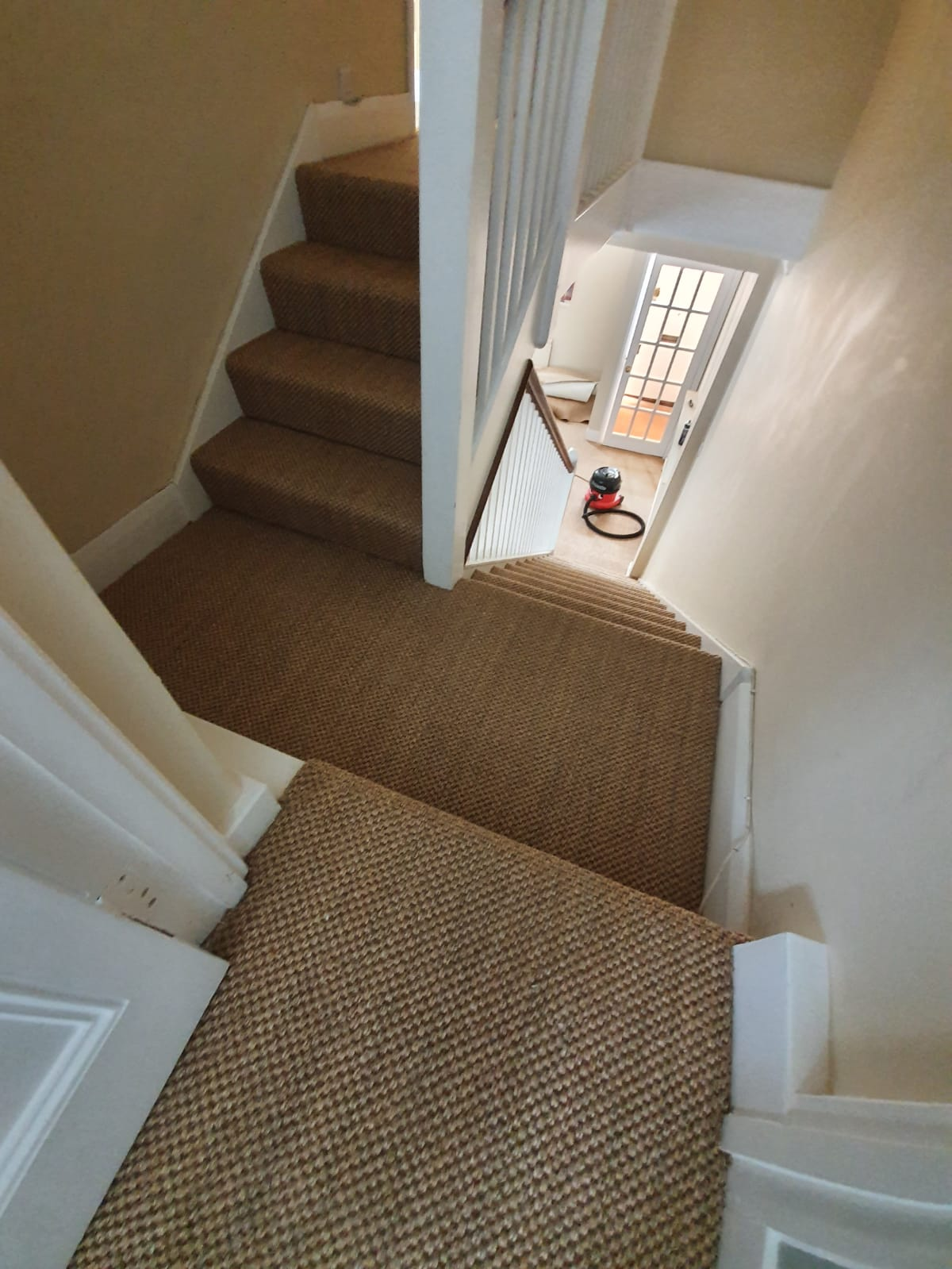 Kersaint Cobb Sisal Tigers Eye Flint Carpet In Shepherds Bush 4