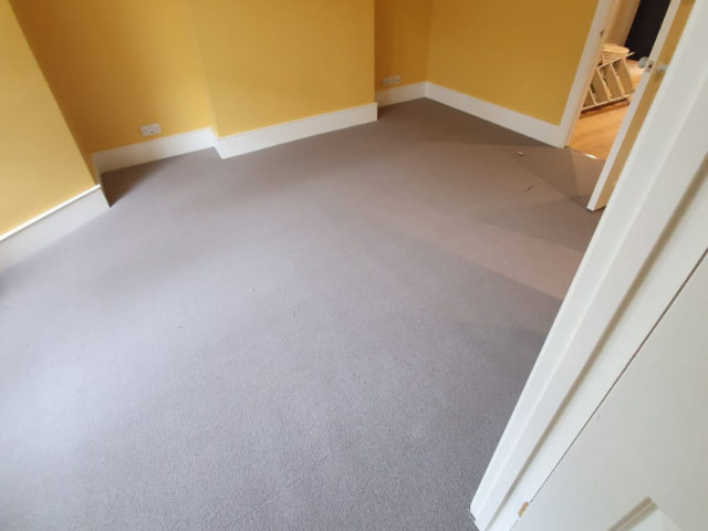 Westex Carpets Natural Loop Cable Cobble in Putney