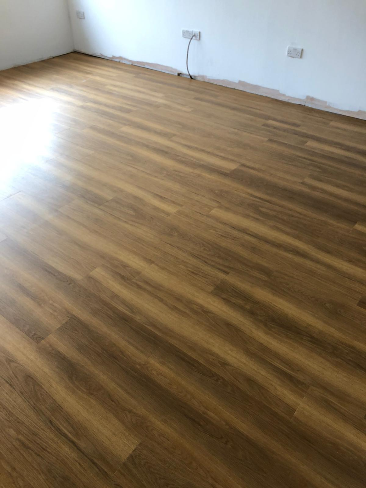 Amtico Spacia Honey Oak Luxury Flooring 3