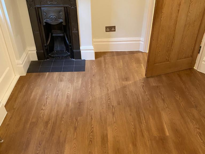 Amtico Spacia New England Oak In Paddington