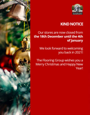 Store Notice 2020 - 2021: We are closed from 18th December until the 4th of January.