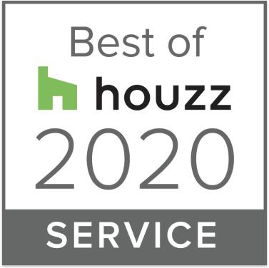 Best of houszz 2020 Service Badge