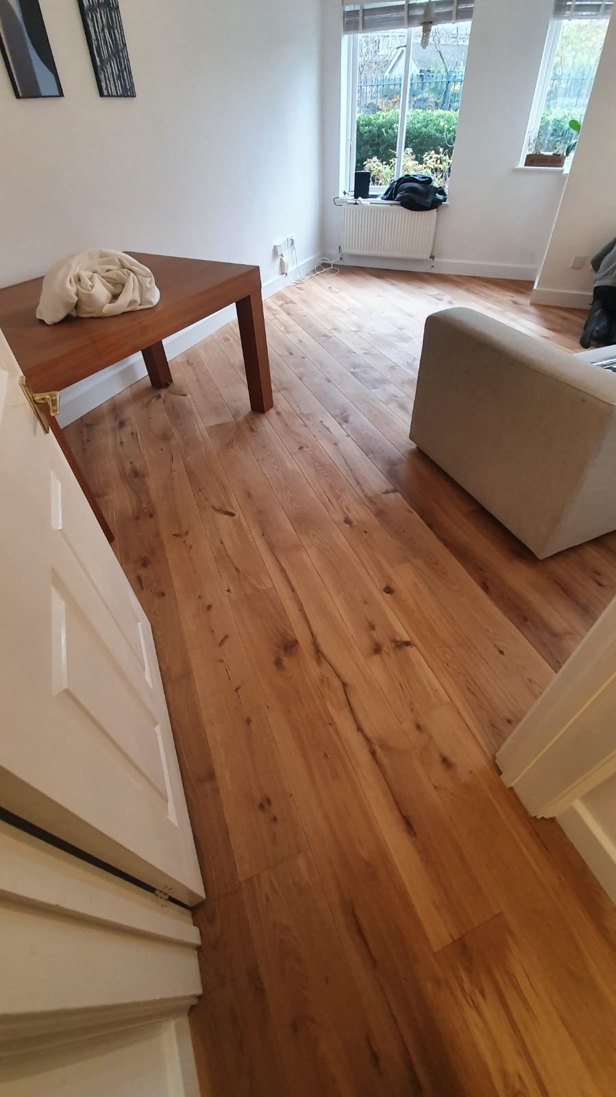 Staki Natural Oil Wood Flooring in Paddington 2