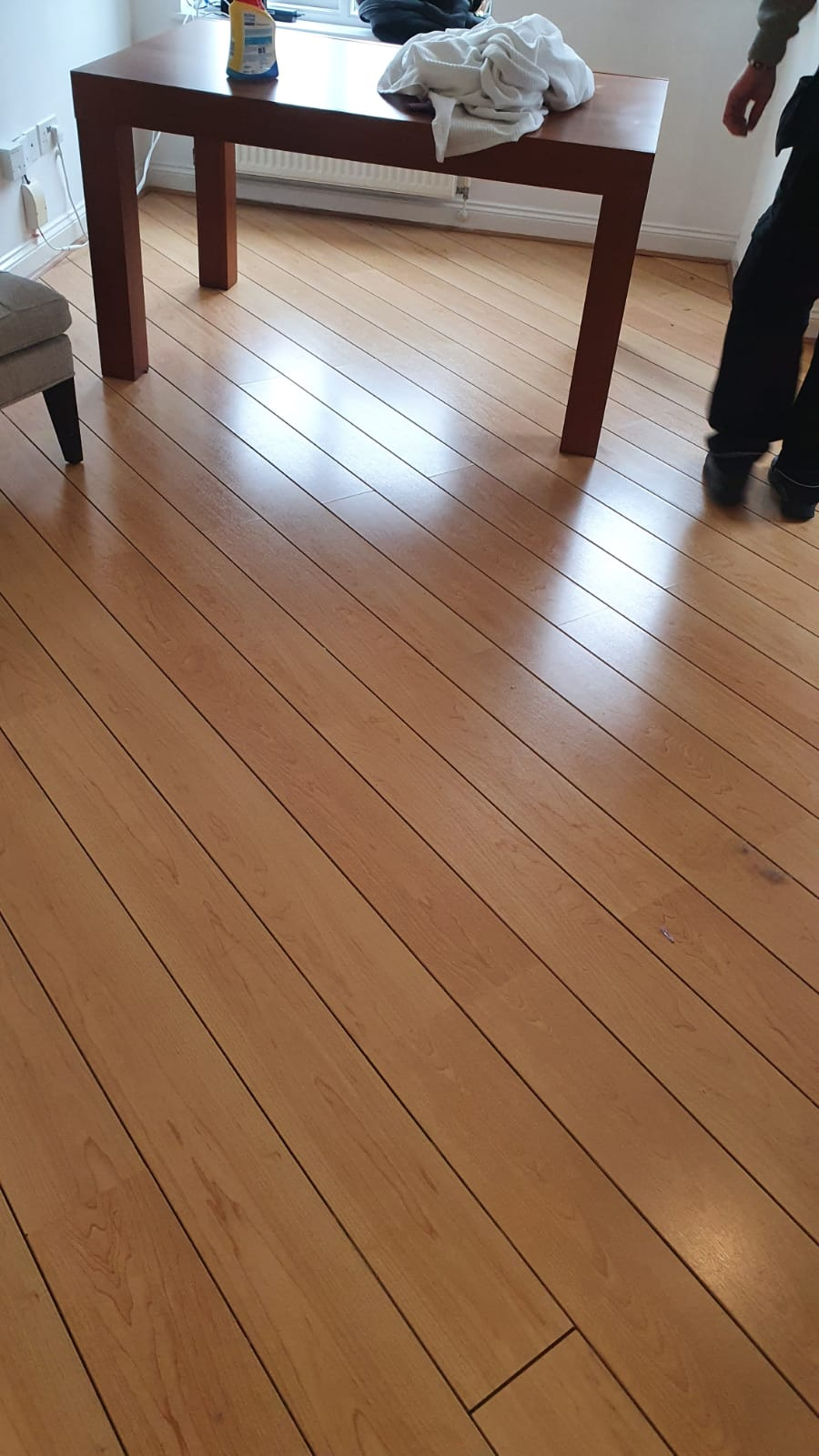 Staki Natural Oil Wood Flooring in Paddington 3
