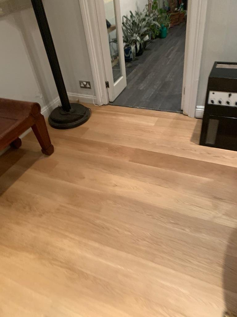 Trade Flooring Prime Wood Block in Lambeth 2