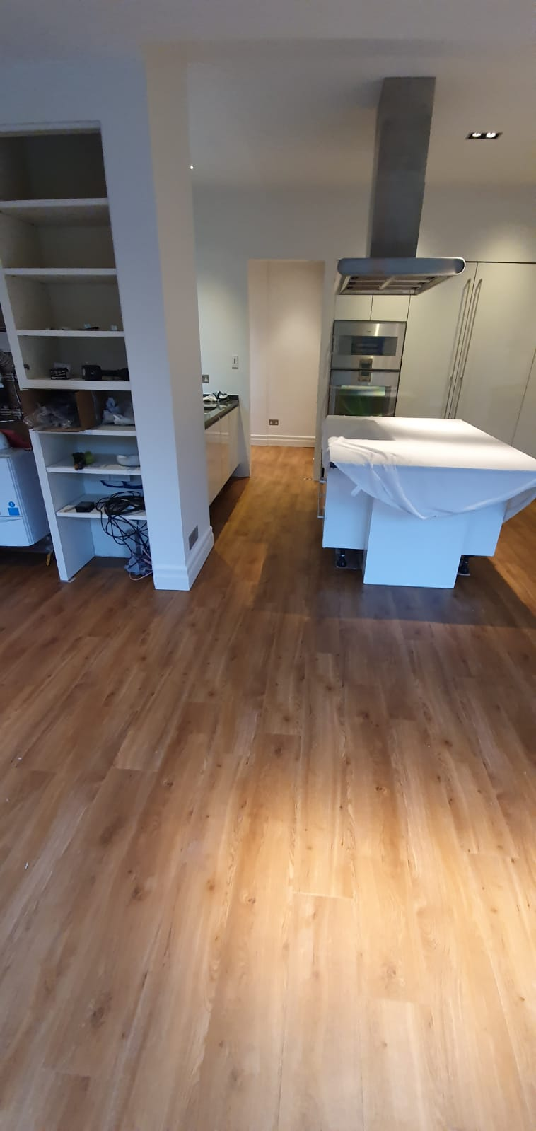 Amtico Form Barrel Oak in Chelsea