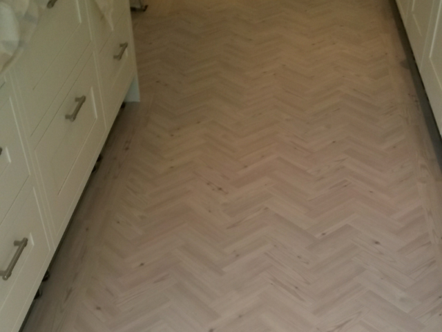 Amtico Signature Chalked Pine In Fulham