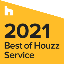 Best of houszz 2021 Service Badge